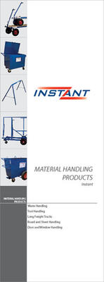 Material handling products brochure EN