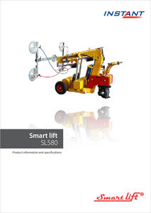 Smart lift SL580 brochure EN photo