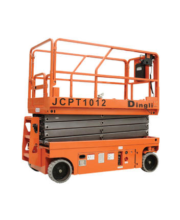 Scissor lift Dingli JCPT1012HD - 2