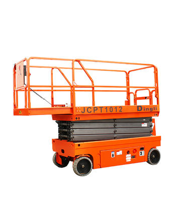 Scissor lift Dingli JCPT1012HD - 3