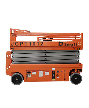 Scissor lift Dingli JCPT1012HD - 4