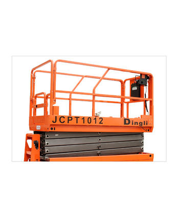 Scissor lift Dingli JCPT1012HD - 6
