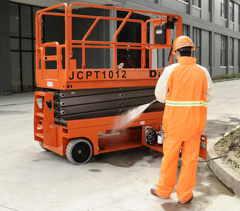 Scissor lift Dingli JCPT1012HD - 8