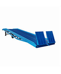 Instant loading ramp 10 tons