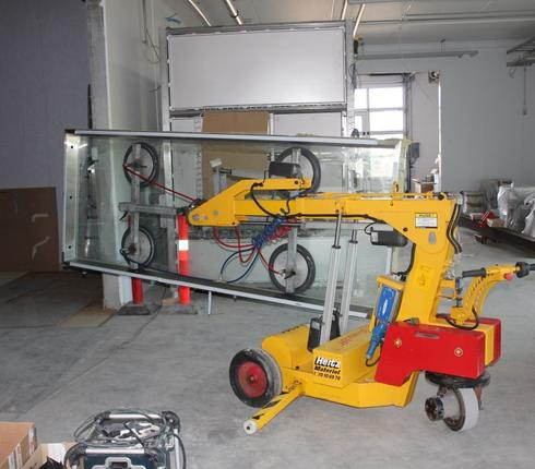 Handling equipment Smart lift SL580 14
